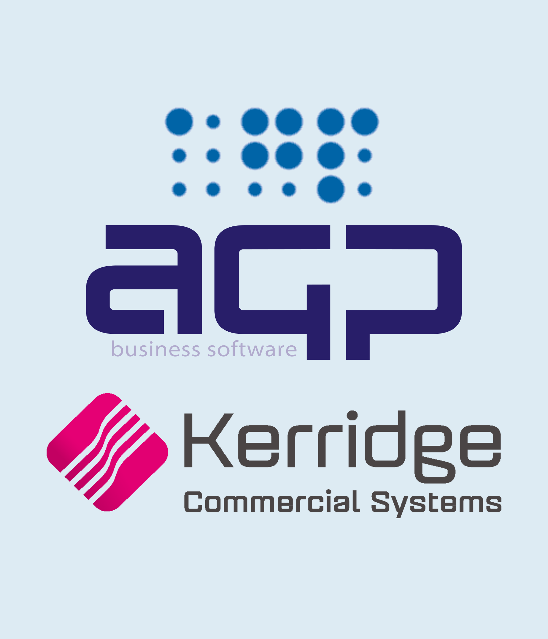AGP en Kerridge Commercial Systems
