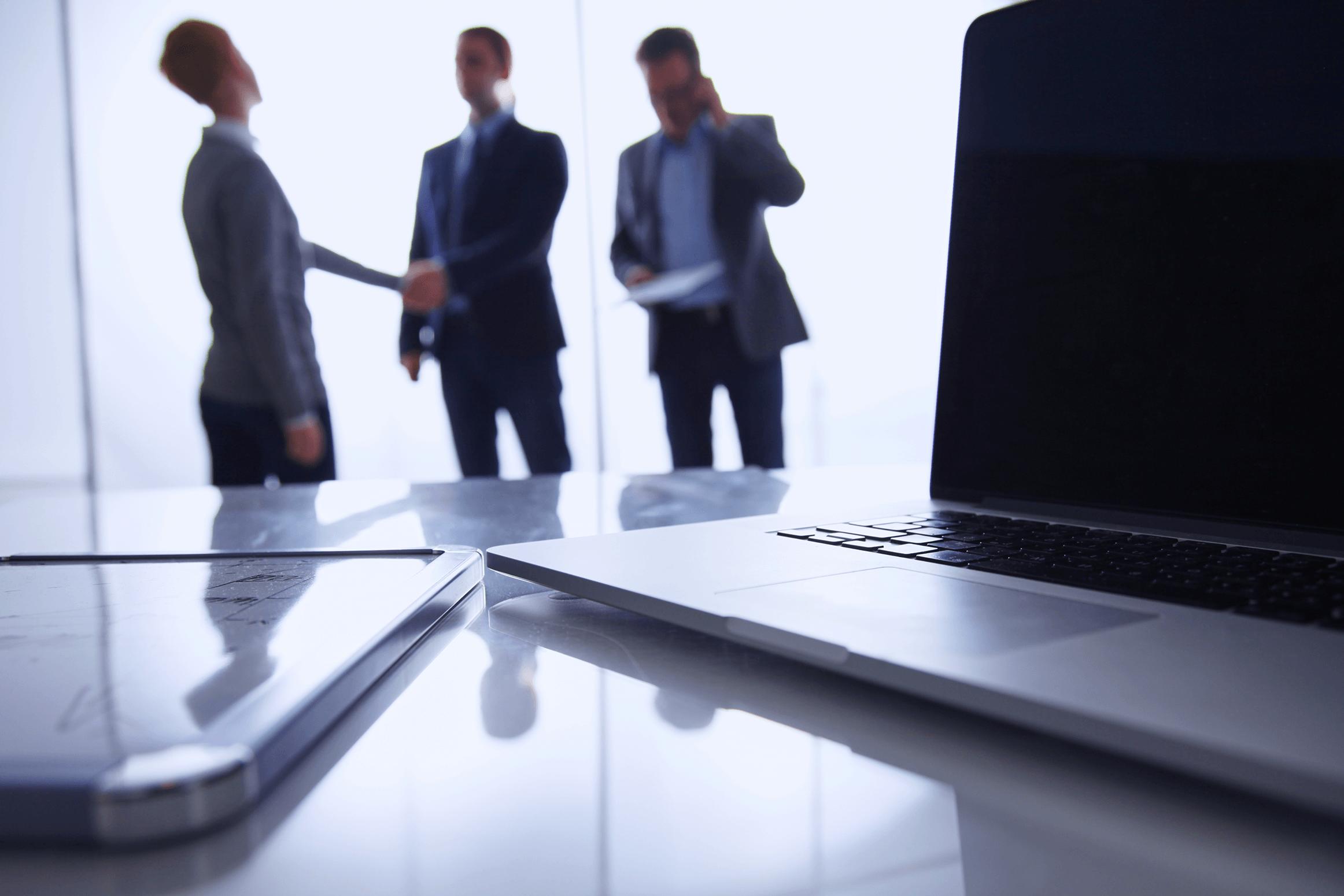Kwaliteit, deskundigheid en betrokkenheid met AGP Business software